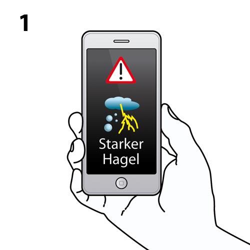 Sky-Protect – mobiler Hagelschutz - ideal für Gewerbe